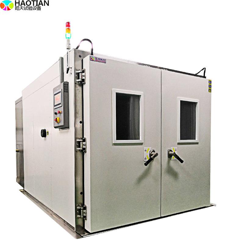 節能省電大型交變濕熱試驗房 TH係列