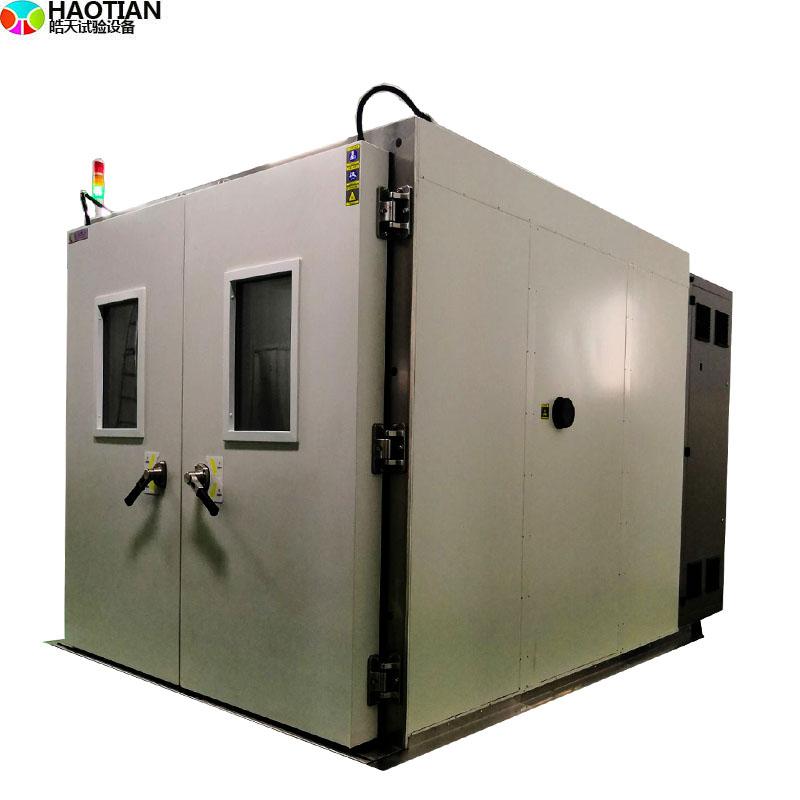可程式大型氣候環境濕熱試驗房