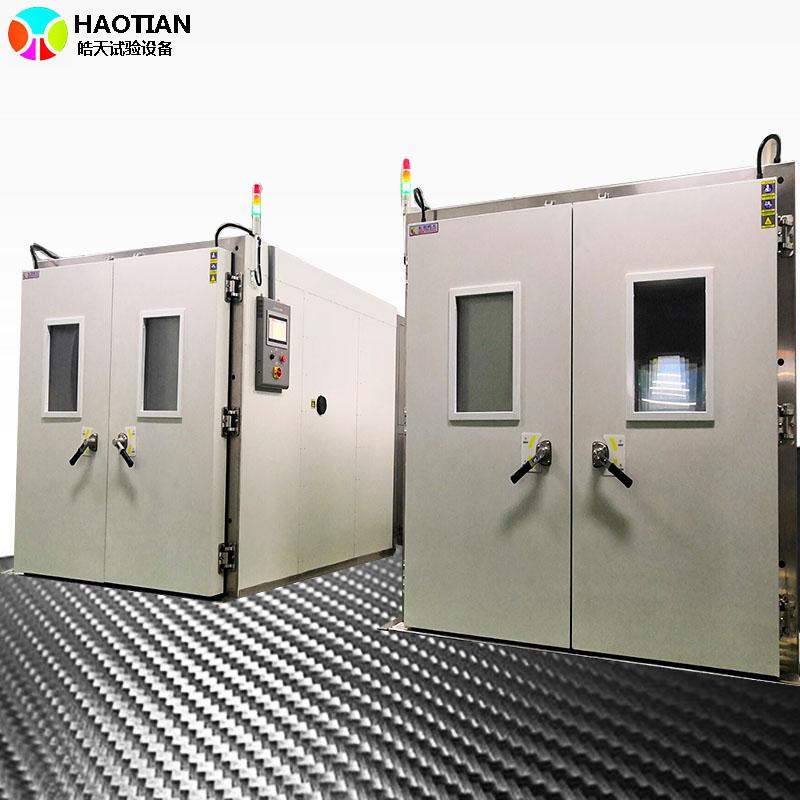大型交變濕熱試驗房可程式溫濕度試驗箱 TH係列