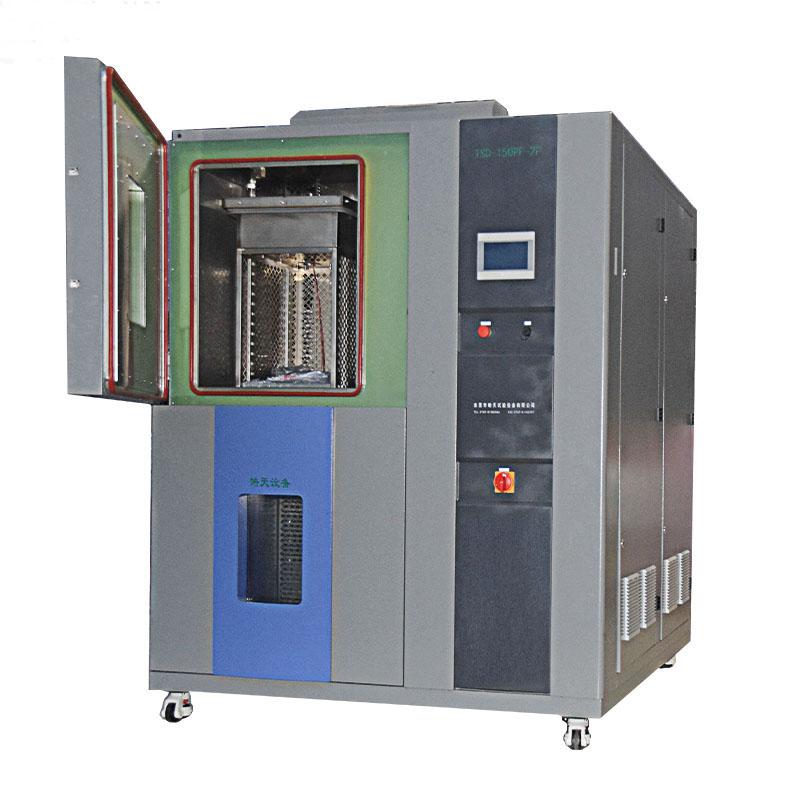 數控高精度耐候性三槽式高低溫冷熱衝擊抗老化試驗機直銷廠家 TSD-80PF-2P