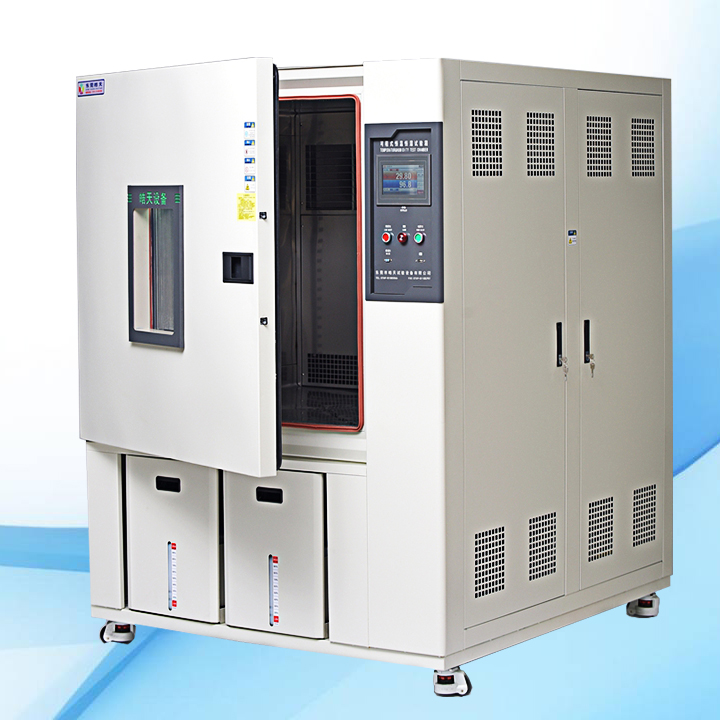 光伏配電器低濕型高低溫交變濕熱環境老化試驗機直銷廠家 THB-800PF