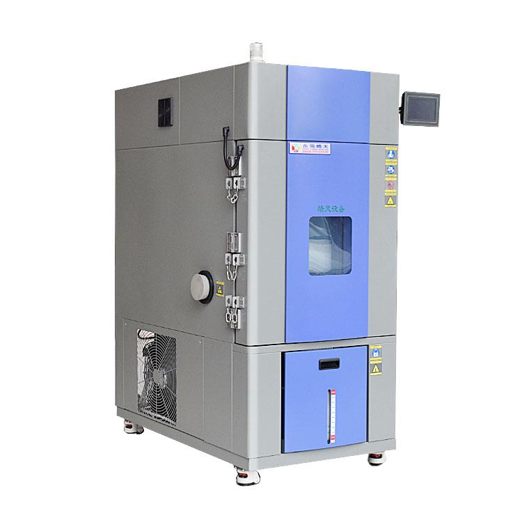 單層溫濕度電池防爆高低溫試驗箱 THD-80PF-D