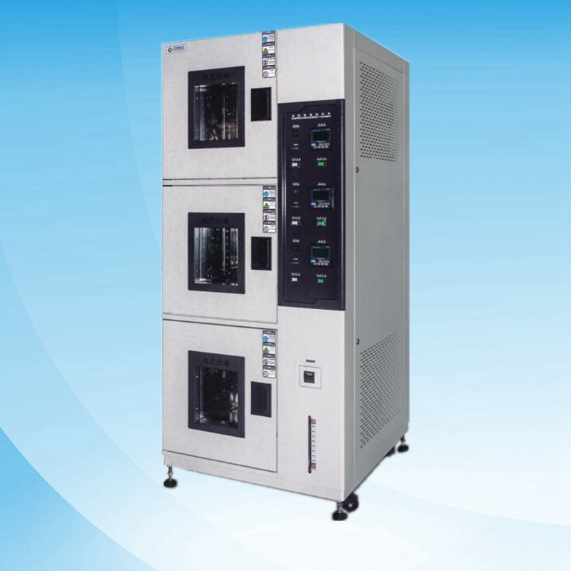 双层式恒定温湿度试验箱直销厂家 SPD-225L-2P