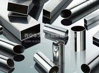 西安国标常规尺寸不锈钢货架管 达标201材质不锈方管 卫浴五金制品管