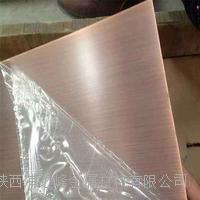 西安彩色不锈钢板1000*2000*1规格定制销售 201、304、316L、310S等