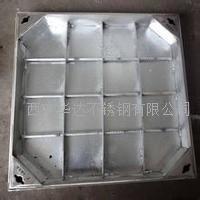 西安不鏽鋼井蓋廠家/西安不鏽鋼井蓋加工廠