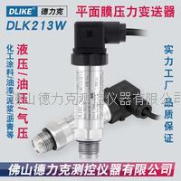 衛生型壓力變送器|接觸食品安全加工壓力傳感器 DLK213W