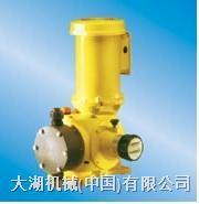 美国米顿罗GM0120机械隔膜计量泵 gm0120pq1mnn