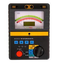 智能双显绝缘电阻测试仪(四档) BC2010