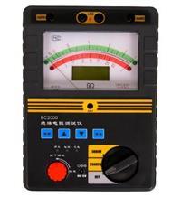 智能双显绝缘电阻测试仪(两档) BC2000