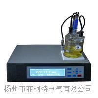 SF-5型微量水分测定仪 SF-5型微量水分测定仪