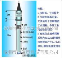 高碱专用酸碱度电极 E-2176