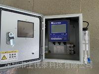 余氯分析儀帶流通槽帶電箱 CT-6110
