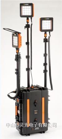 靈光 XC5-16WS×3便攜式移動照明系統 LED燈 工程燈 升降燈  XC5-16WS×3