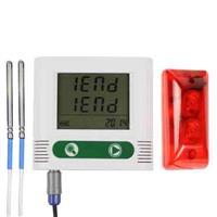 報警雙路低溫溫度記錄儀 i500-E2LT-A
