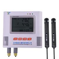 雙路溫濕度記錄儀 i500-E2TH