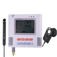 溫濕光照度三參數記錄儀 i500-THG