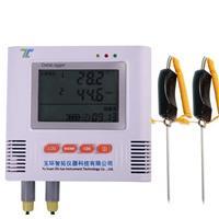 兩路土壤溫度記錄儀 i500-E2TW