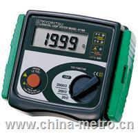 回路電阻測試儀MODEL 4118A