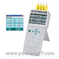 四信道溫度計/記錄器TES-1384