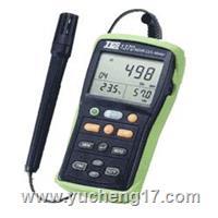 非色散式紅外線二氧化碳測試器TES-1370