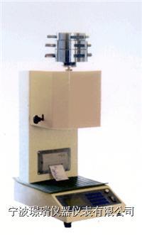 XNR-400AM型熔体流动速率仪 XNR-400AM型