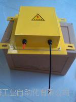 溜槽堵塞检测装置LDB-X采用喷塑工艺