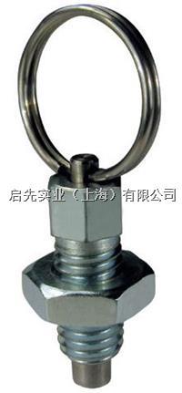 拉环分度销 宁波定位销厂代理批发SR 5407拉环分度销