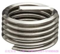 不锈钢螺纹套 南京M3-0.5不锈钢螺纹套价格