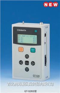 日本进口SIBATA柴田科学2014首发新品GT-526S型手持式粒子计数器多功能重量轻操作简便的灰尘浓度测量仪 原装正品直供 GT-321 GT-521 GT-331 804 GT-526S 080040-526