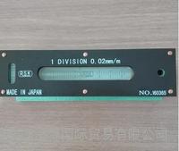 日本原装进口RSK水平仪 新泻理研磁性三角水平仪583-2502A级250*0.02 583-2502