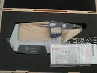 日本Mitutoyo三丰公制数字读数外径千分尺