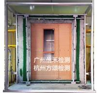 門、卷簾加熱泄漏試驗裝置