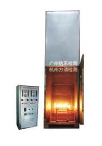 電線電纜成束垂直燃燒試驗機