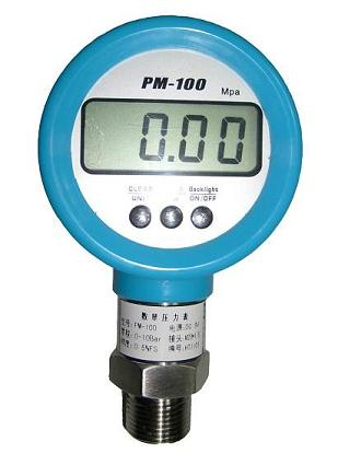 LFJ-PM100數顯壓力表 1411151316
