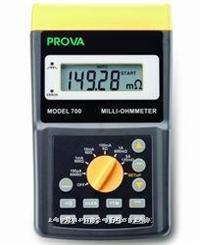 PROVA700/710欧姆表