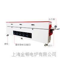 五溫區不銹鋼真空管式爐 SLG-2100-150