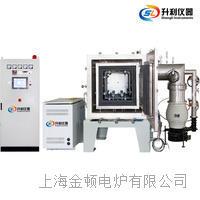 1400°C臥式真空碳管爐 SLGL-1400/40