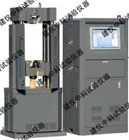 WAW-100B型電液伺服萬能試驗機