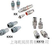 SMC潔凈型快換接頭概述,SMC快換接頭尺寸 KPH10-02