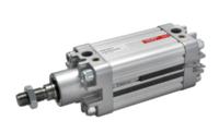 意大利UNIVER氣缸KD系列的安裝示意圖 KF-16040