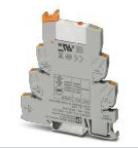 插撥式連接PHOENIX繼電器模塊 PLC-RPT- 12DC/21AU/MS