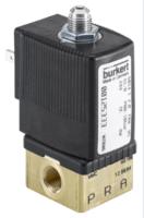 原裝安裝圖解BURKERT寶德電磁閥 424113