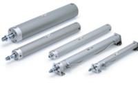 快速報價SMC標準型氣缸CG1-Z系列 CG1GA40-175Z