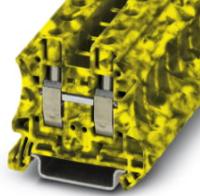 菲尼克斯UT 10-FE接線端子安裝尺寸圖 3047660