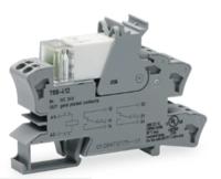 德国WAGO继电器模块配有指示灯 788-412