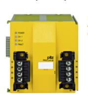 皮爾茲PILZ安全繼電器773631的功能作用  773635