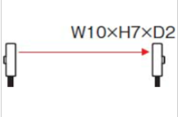 神視SUNX光纖FT-Z20W的結構特點分析 FT-Z802Y