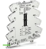 德国WAGO的电压转换模块的简要概括  857-819