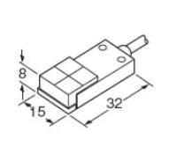 神視SUNX接近傳感器GXL-15FLUIB-R安裝要求 GX-4SB